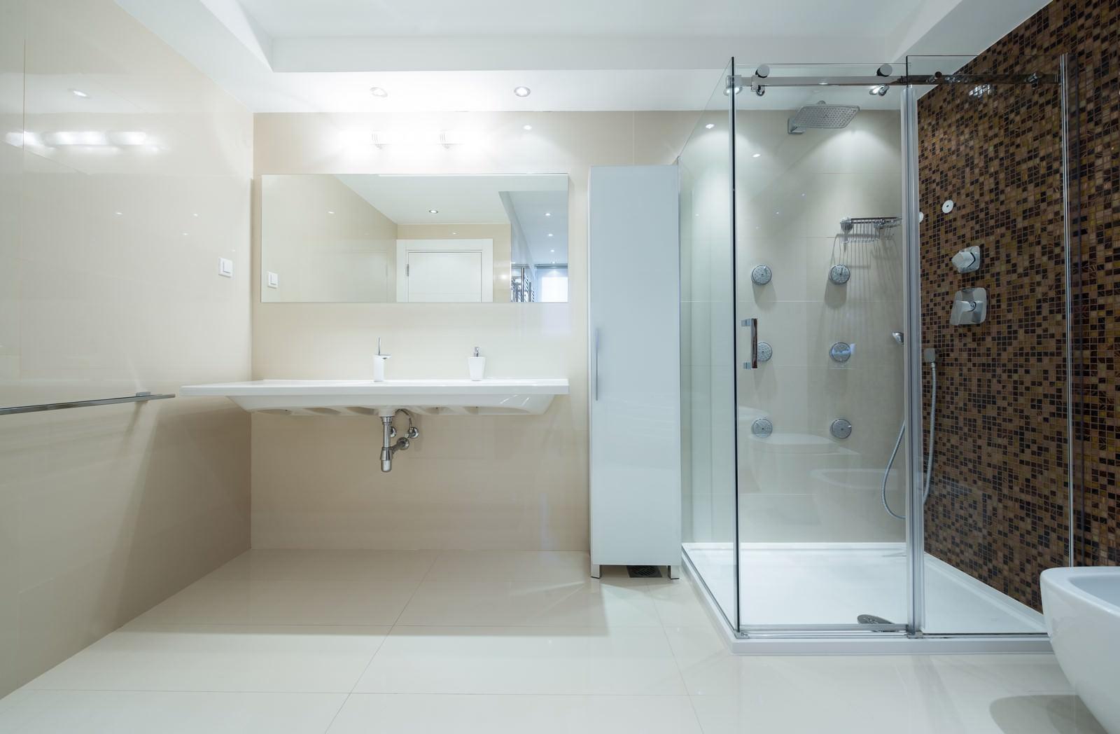 Tanguy salle de bain salle d 39 eau wc - Salle d eau salle de bain ...